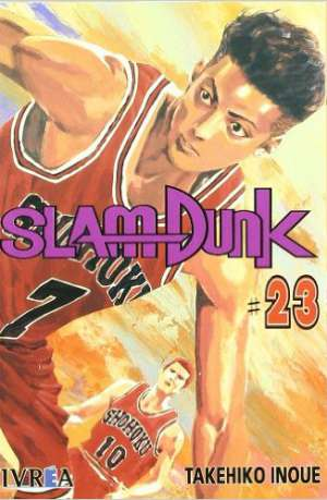 Slam Dunk Manga Tomo 23