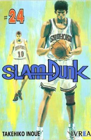 Slam Dunk Manga Tomo 24
