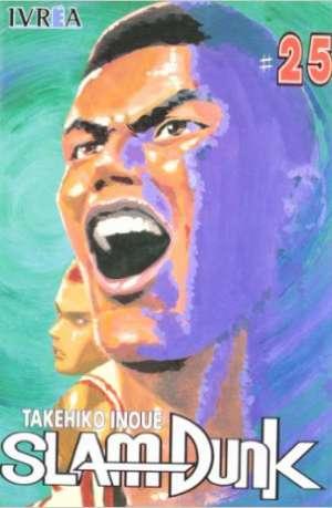 Slam Dunk Manga Tomo 25