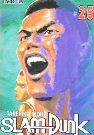 Manga Slam Dunk tomo 25