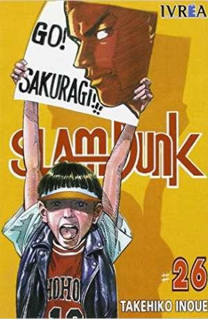 Slam Dunk Manga Tomo 26