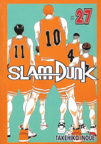 Slam Dunk Manga Tomo 27