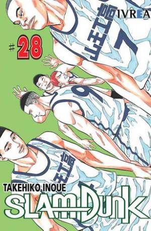 Slam Dunk Manga Tomo 28