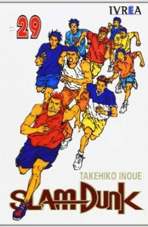 Slam Dunk Manga Tomo 29
