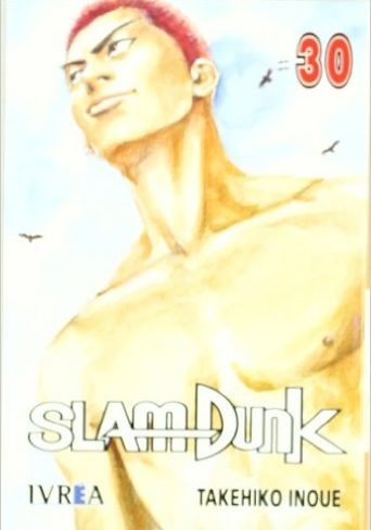 Slam Dunk Manga Tomo 30