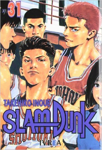 Slam Dunk Manga Tomo 31