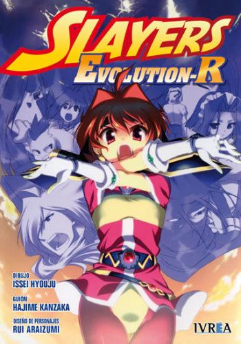 Slayers Evolution R