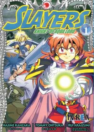 Slayers Knight Of Aqua Lord