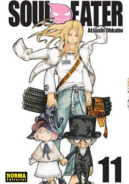 Manga Soul Eater 11