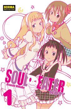 Soul Eater Not! manga Tomo 1