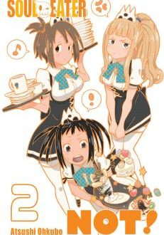 Soul Eater Not! manga Tomo 2
