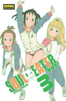 Soul Eater Not! manga Tomo 3