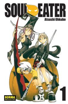 Soul Eater manga Tomo 1