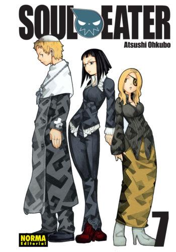 Soul Eater manga Tomo 7