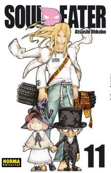 Soul Eater manga Tomo 11