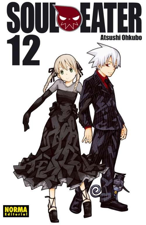 Soul Eater manga Tomo 12