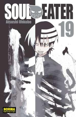Soul Eater manga Tomo 19