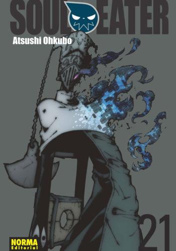 Soul Eater manga Tomo 21