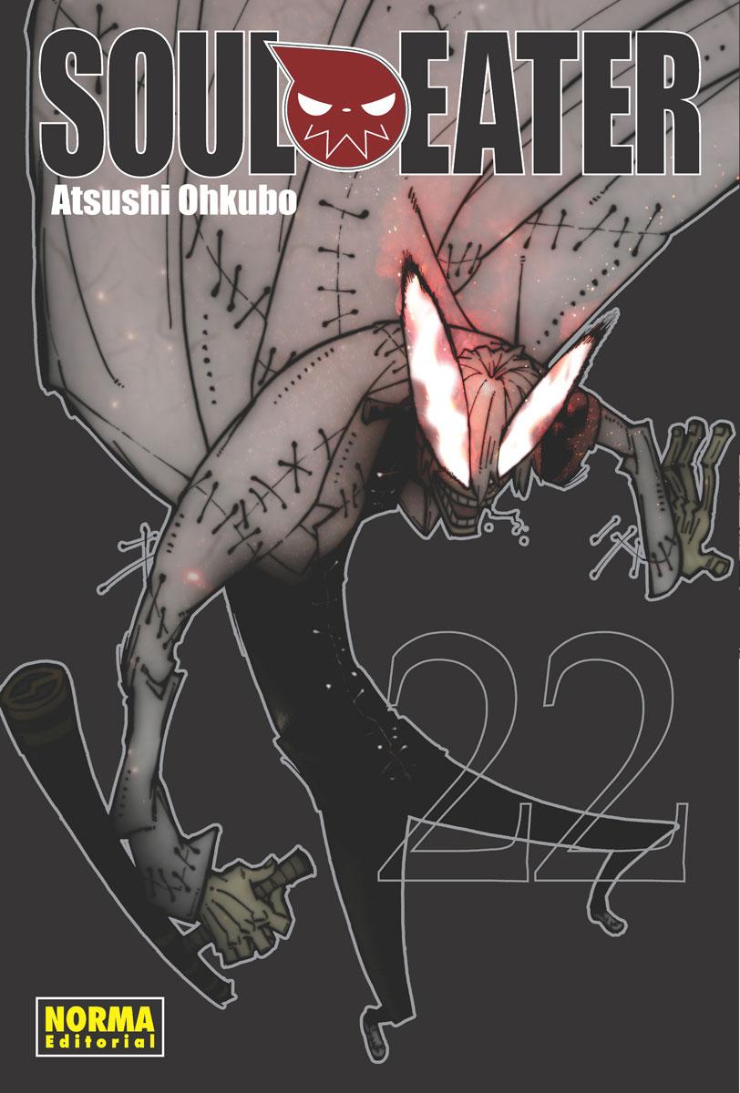 Soul Eater manga Tomo 22