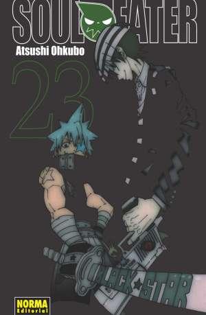 Soul Eater manga Tomo 23