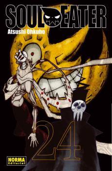 Soul Eater manga Tomo 24