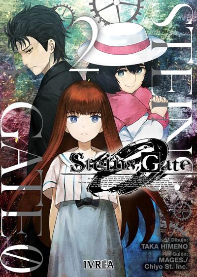 Manga Steins Gate 0 02