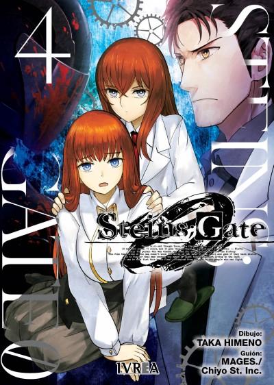 Manga Steins Gate 0 04