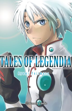 Manga Tales of Legendia