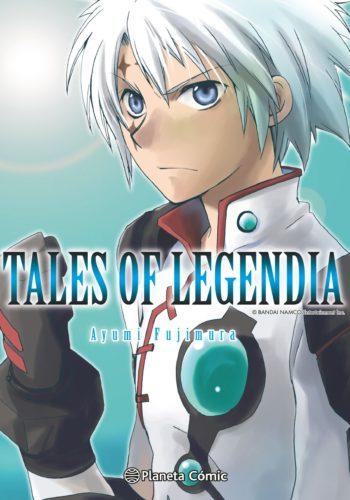 Manga Tales of Legendia 01