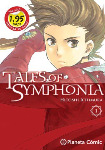 Manga Tales of Symphonia 01 Oferta