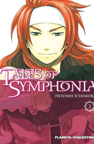 Manga Tales of Symphonia 03