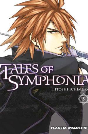 Manga Tales of Symphonia 05