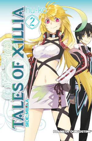 Manga Tales of Xillia 02