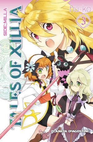 Manga Tales of Xillia 03