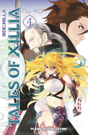 Manga Tales of Xillia 04