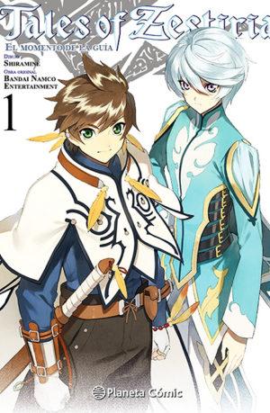 Manga Tales of Zestiria 01