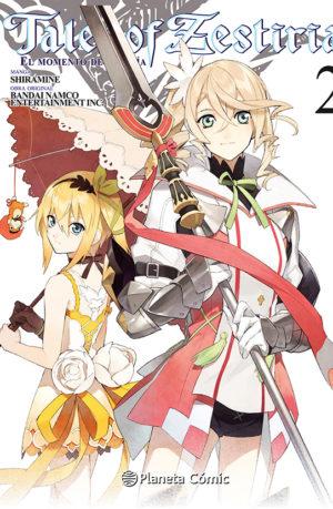 Manga Tales of Zestiria 02