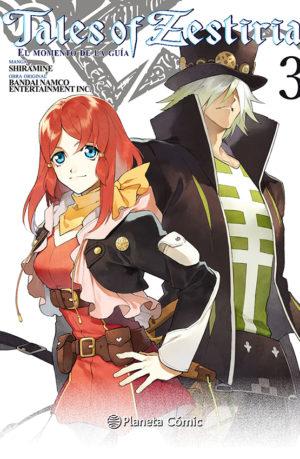 Manga Tales of Zestiria 03