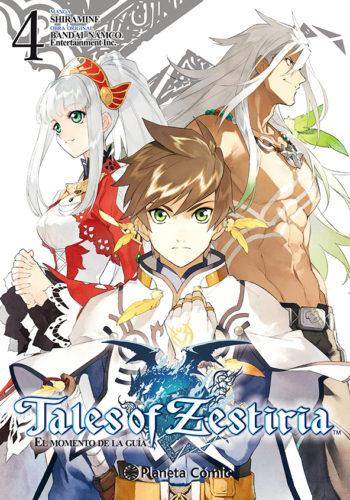 Manga Tales of Zestiria 04