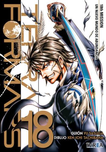 Manga Terra Formars 18
