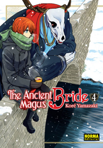 Manga The Ancient Magus Bride 04