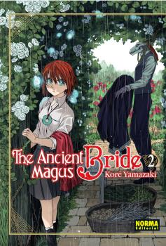 The Ancient Magus Bride manga Tomo 2