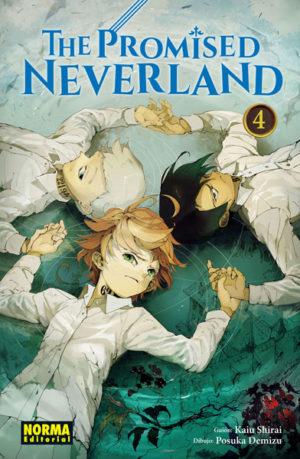 Manga The Promised Neverland 04