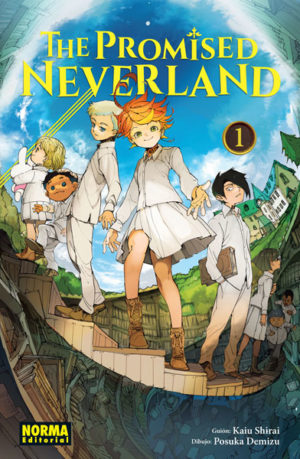 Manga The Promised Neverland