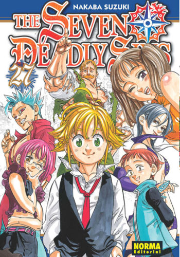 Manga The Seven Deadly Sins 27