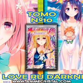 Manga To Love-Ru Darkness 10