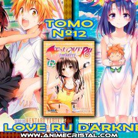 Manga To Love-Ru Darkness 12