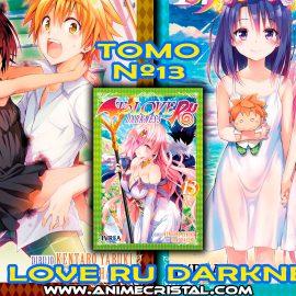 Manga To Love-Ru Darkness 13