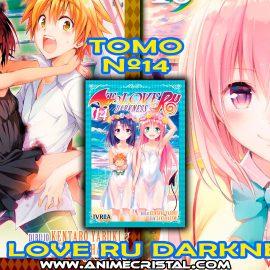 Manga To Love-Ru Darkness 14