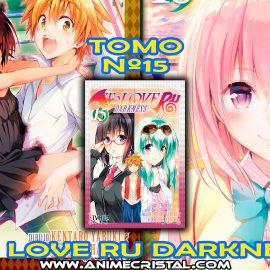 Manga To Love-Ru Darkness 15
